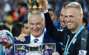 Leicester estará na Champions League