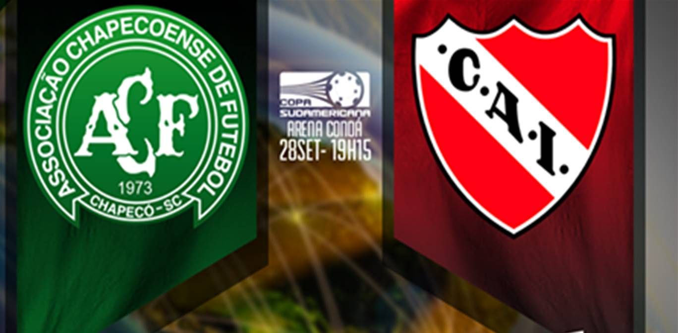 Chapecoense x Independiente