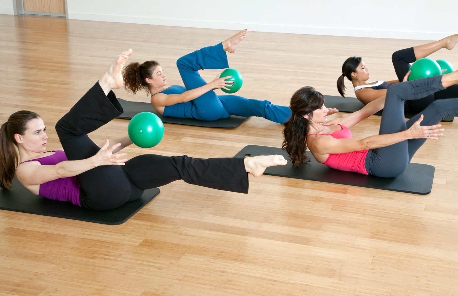 Beneficios do Pilates na Bola