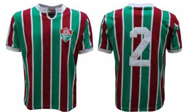 O departamento de marketing do Fluminense homenageou o eterno capitão  Carlos Alberto Torres 5919250ac8049