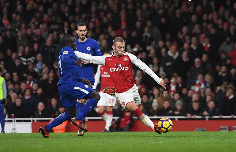 Chelsea-Arsenal: Quarto embate da época