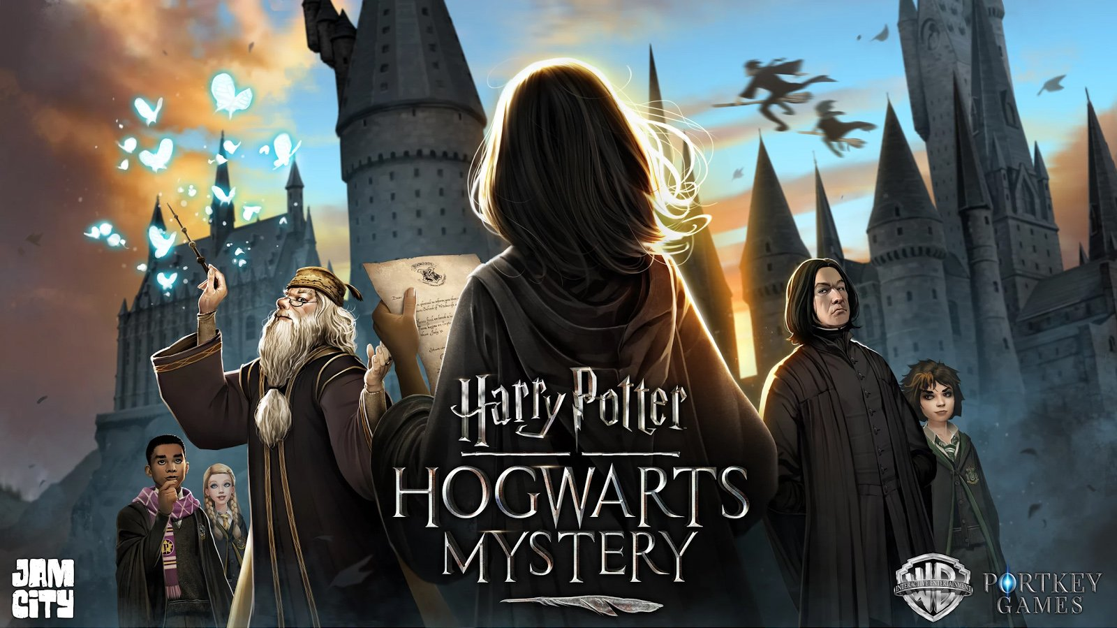 Hogwarts Mystery | assista o 1º trailer do game para celular — Harry Potter
