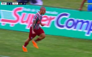 Bangu x Fluminense Marcos Junior