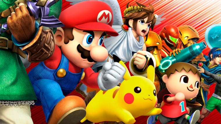 Smash Bros. Switch ainda este ano, avança rumor