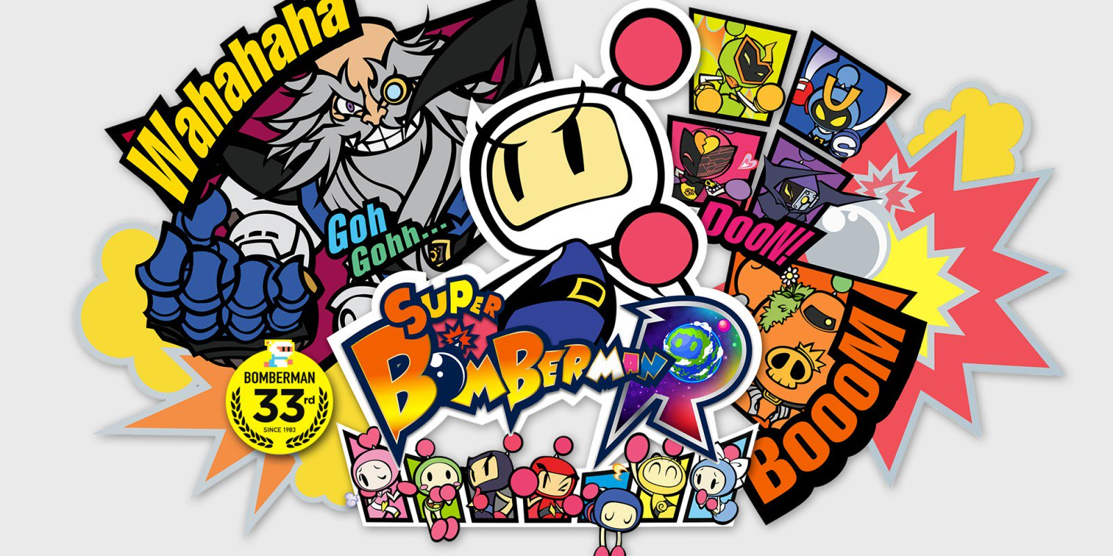 Super Bomberman R é anunciado para PC, PlayStation 4 e Xbox One