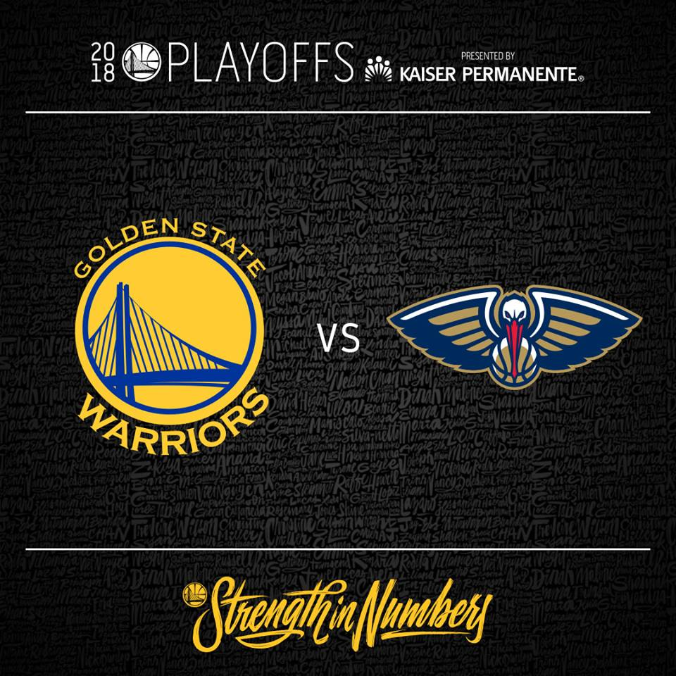 Golden State Warriors X New Orleans Pelicans: Saiba Onde