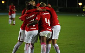 time feminino do Internacional