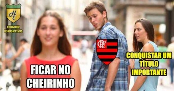 Flamengo Is Eliminated In Libertadores And Becomes A Joke On