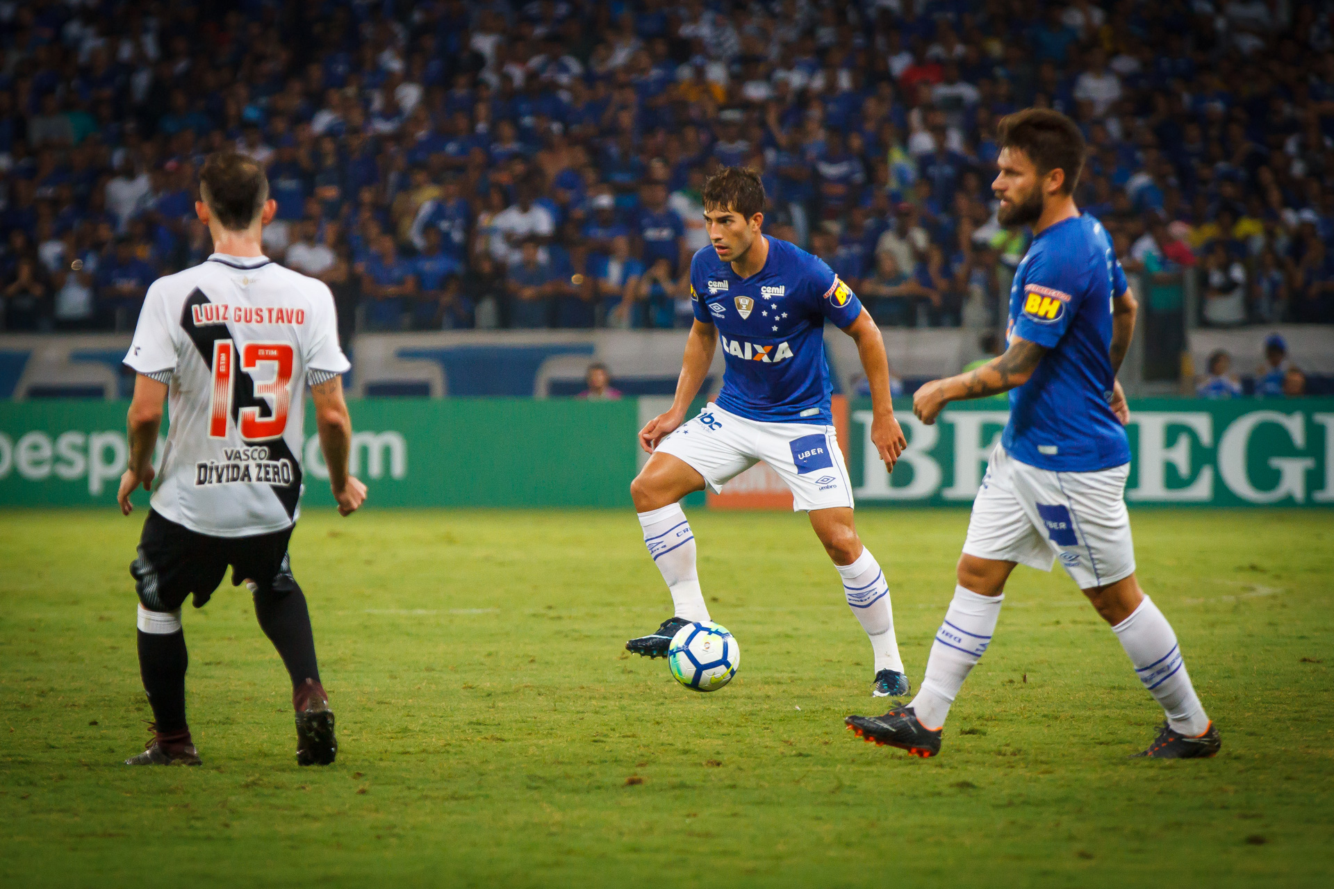 ee72670238 Vasco x Cruzeiro  siga os lances e o placar AO VIVO da partida do ...