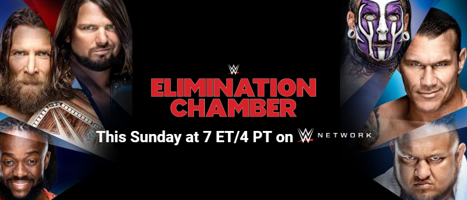 List Of Wwe Papervieuw 2019: Confira O Card Final Do Pay-per-view WWE Elimination
