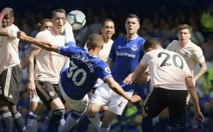 Everton x Manchester United1
